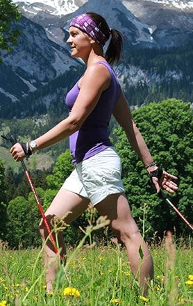 [Translate to English:] nordic walking